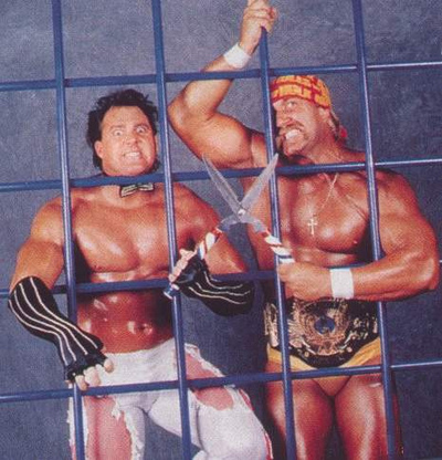 Steel Cage Deathmatch